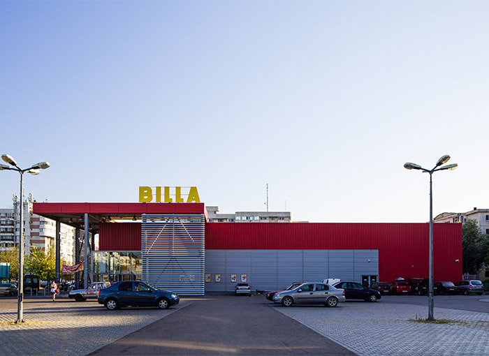 Supermarket Billa, Braila